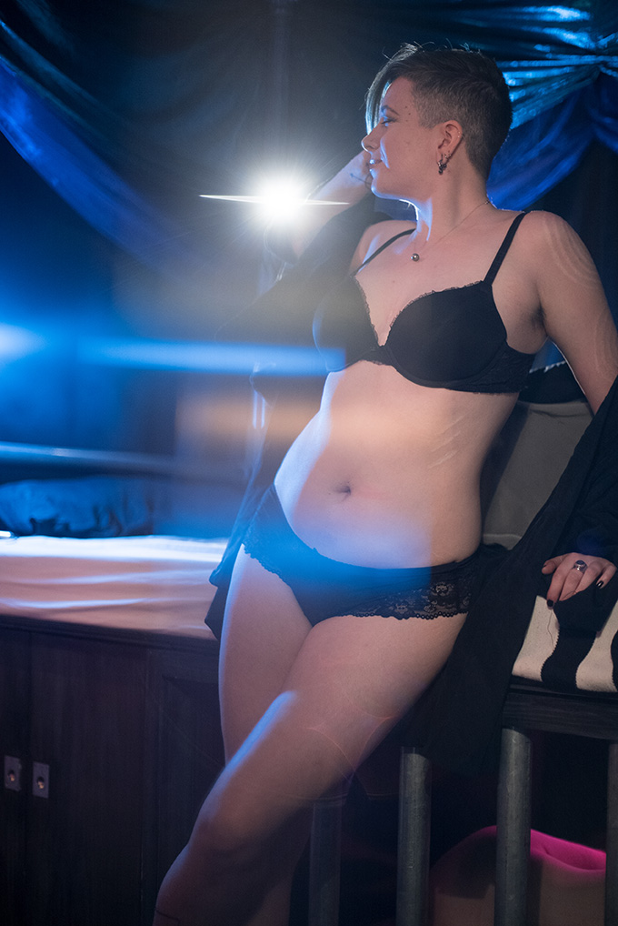 Sensual London femdom curves