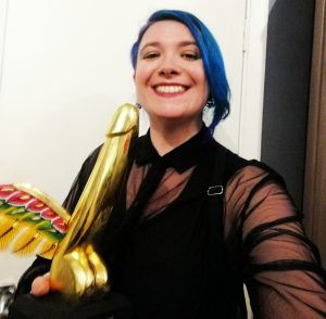 sex worker of the year 2019 sir claire black